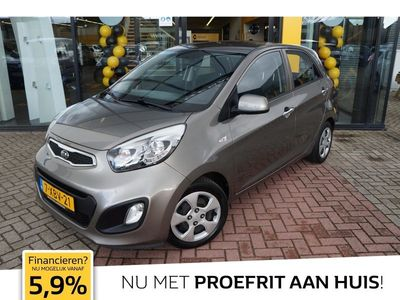 tweedehands Kia Picanto 1.0 CVVT BusinessLine