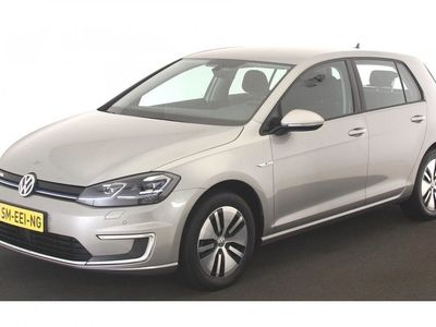 tweedehands VW e-Golf 4% Bijtelling EX BTW