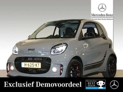 tweedehands Smart ForTwo Coupé EQ Comfort Line: Prime / Edition one Automaat
