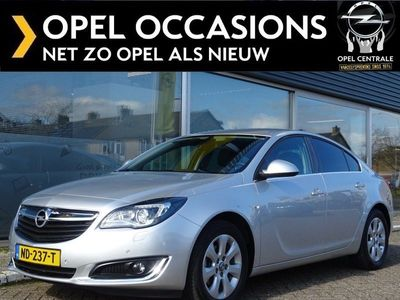 tweedehands Opel Insignia 1.6 Turbo 170 pk Business+ | TREKHAAK | LEDER | WINTERBANDENSET