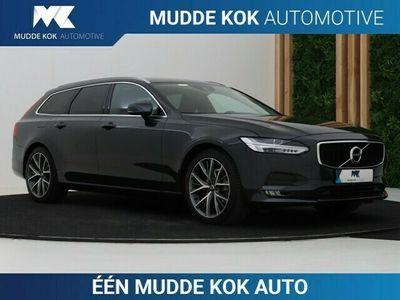 tweedehands Volvo V90 CC 2.0 D4 Momentum | Aut | Leder | A | BLIS | Polestar Tuning | 19 Inch