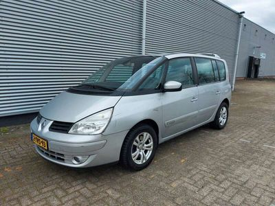 tweedehands Renault Espace 2.0 dCi Dynamique 7 Persoons airco,cruisecontrol,l