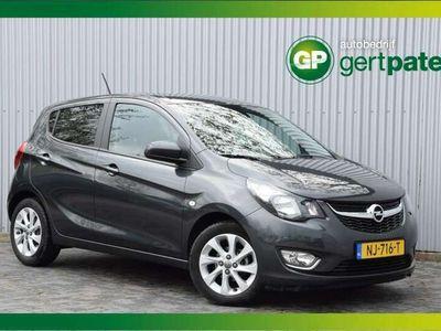 tweedehands Opel Karl 1.0 75PK Innovation/Clima/Half leder/LM Velgen