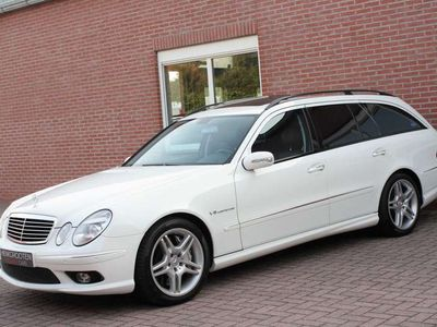 tweedehands Mercedes E55 AMG E-Klasse CombiAMG Kompressor - 63.000 km !