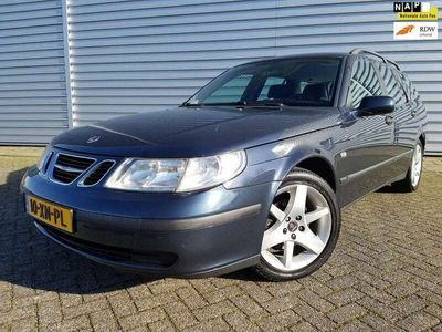 "tweedehands Saab 9-5 Estate 2.0T Linear Clima/Cruise/17""/ Automaat"