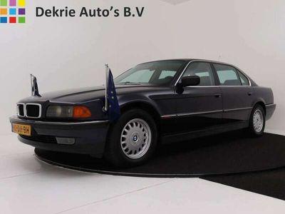 tweedehands BMW 730L 730 i V8 AUT. *DIPLOMAAT AUTO* / LEDER / CRUISE CT