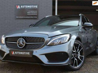 tweedehands Mercedes C43 AMG AMG Estate 4MATIC PANO COMAND BURMESTER MEMORY DISTR H