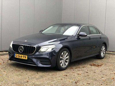 tweedehands Mercedes E200 200d 150PK Automaat Widescreen + AMG