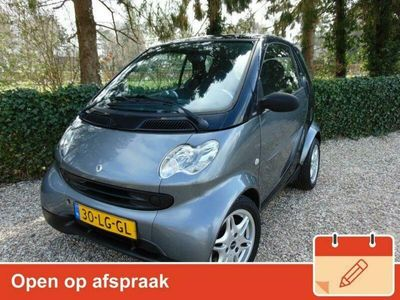 tweedehands Smart ForTwo Coupé - & passion 123.247km N.A.P . Panoramadak / Έlectric.Pakket