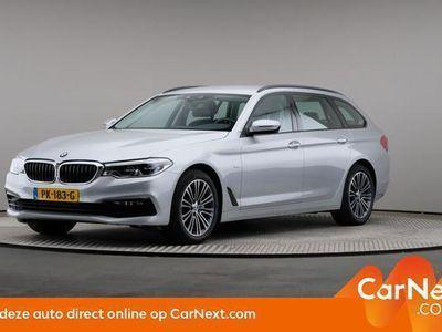 tweedehands BMW 530 5-SERIE i 252 Pk High Executive Sport Line, Automaat, LED, Leder, Navigatie,