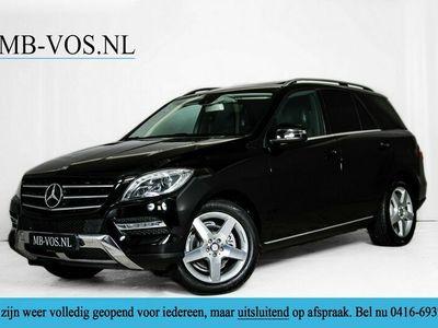 tweedehands Mercedes 350 M-KLASSEBluetec 4-M Sport Luchtvering/AMG/Schuifdak/Trekhaak/ILS Aut7