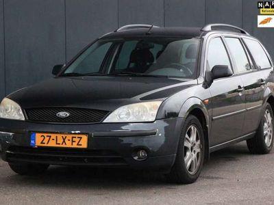 tweedehands Ford Mondeo Wagon 2.0-16V Ghia Airco/Cruise/Lmv/Apk 05-2021