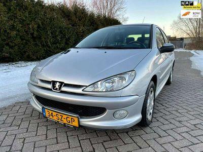 tweedehands Peugeot 206 1.4 HDi Air-line 3,Bj 2006,Airco,5 Deurs,N.A.P,Lic