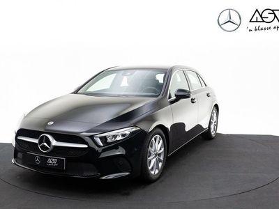 tweedehands Mercedes A180 Advantage MBUX Widescreen, Achteruitrijcamera, Navigatie, Cruisecontrol, LED-koplampen Automaat