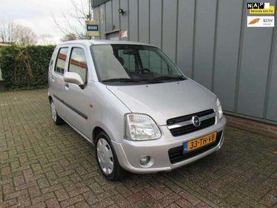 tweedehands Opel Agila 1.2-16V Flexx cool //APK//NAP//Airco//Έlectric.Ramen//CV+AB//Trekhaak//