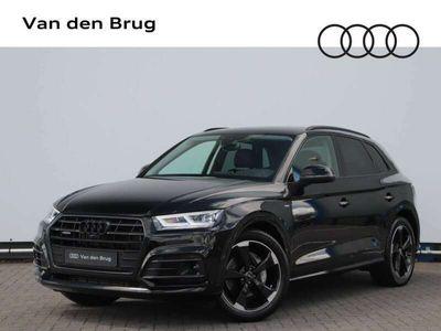 tweedehands Audi Q5 55 TFSI e quattro Competition Hybride 367pk | LED