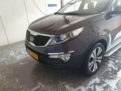 tweedehands Kia Sportage 1.7 CRDI X-clusive Pano dak/Leder/Nav