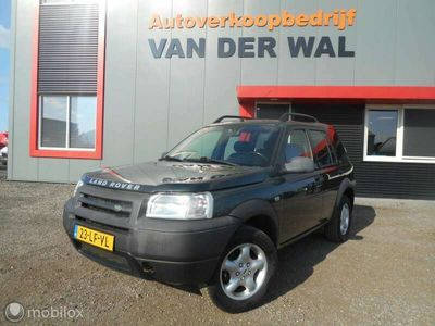 tweedehands Land Rover Freelander Station Wagon 1.8 S