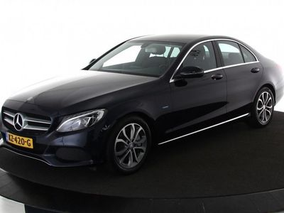 tweedehands Mercedes C350e Lease Edition