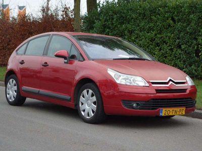 tweedehands Citroën C4 1.4 16V Image, 5 deurs, airco