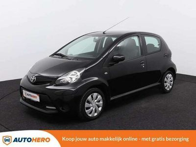 tweedehands Toyota Aygo 1.0 Cool Go 68PK JL59820 | Airco | Έlectric Ram