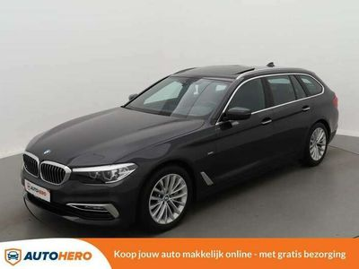 tweedehands BMW 530 530 Touring d 265PK Luxury Line Individual ZK67695