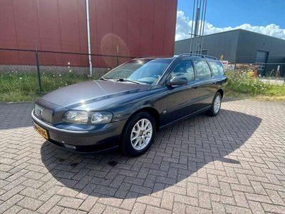 tweedehands Volvo V70 2.4 170pk