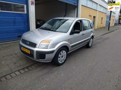 tweedehands Ford Fusion 1.4-16V Cool & Sound Apk/Airco/Boekjes/Cd/Έlectric