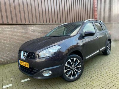 tweedehands Nissan Qashqai +2 1.6 Connect Edition 7zit Navi Clima Pano 2011