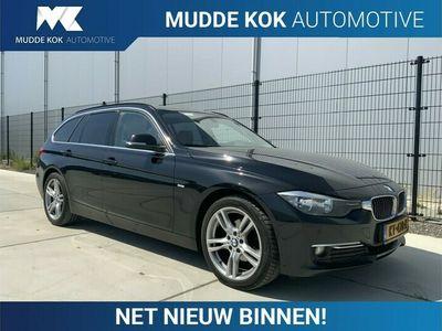 tweedehands BMW 318 3 Serie Touring d | Navigatie | Stoelverwarming | PDC V+A | 18 Inch