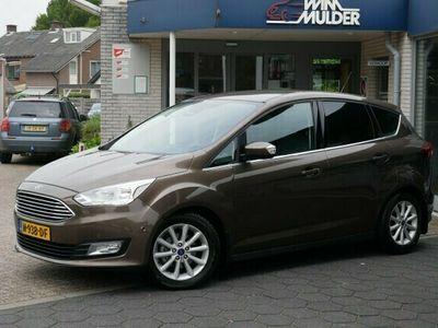 tweedehands Ford C-MAX 1.0 ECOBOOST 125PK TITANIUM **Cl