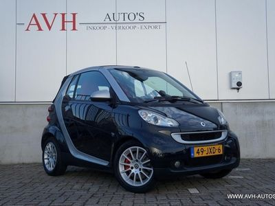 tweedehands Smart ForTwo Cabrio 1.0 mhd Pure