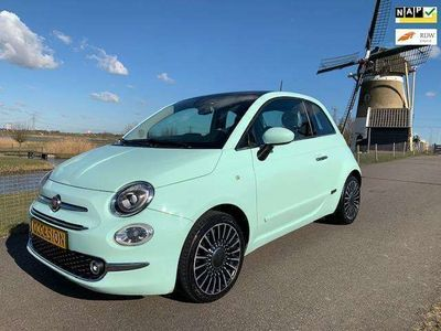 tweedehands Fiat 500S 500 1.249000km! clima navi pano-dak