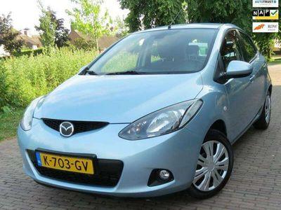 tweedehands Mazda 2 1.3 TS-Weinig gereden-100% dealer onderhouden-airc