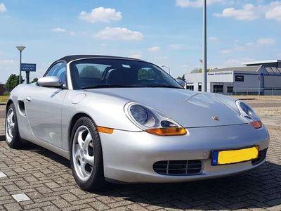 tweedehands Porsche Boxster 2.7 maar 65.892k.m. ! Automaat