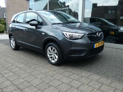 tweedehands Opel Crossland X 1.2 TURBO INNOVATION. NAVI * CRUISE * CAMERA
