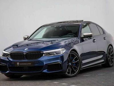 tweedehands BMW M550 550 i xDrive High Exe Pano 20'' LED ACC Massage Hu