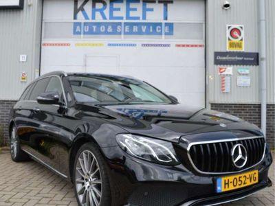 tweedehands Mercedes E220 Estate d Premium Plus BeigeLeder, Burmeister, Came