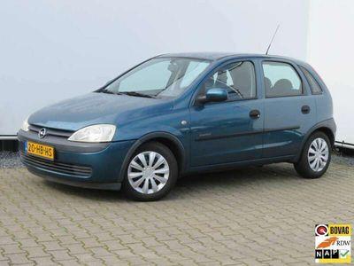 tweedehands Opel Corsa 1.4-16V Comfort