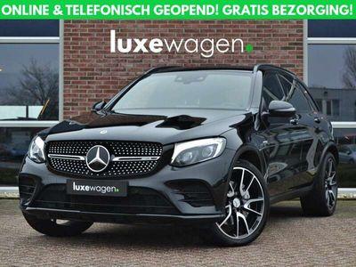 tweedehands Mercedes GLC43 AMG AMG 367pk 4M