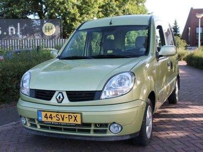 tweedehands Renault Kangoo 1.6-16V 1e Eigenaar Airco Trekhaak Automaat