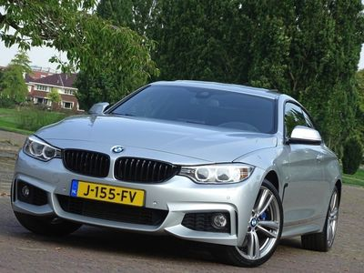 tweedehands BMW 435 4 Serie Coupé i TwinTurbo 306PK+ / xDrive High Ex. M-sport / LED