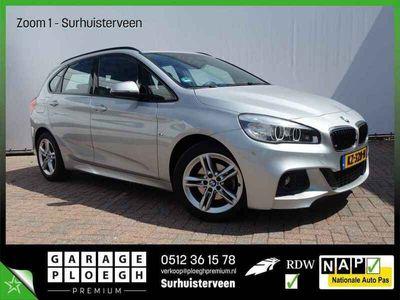 tweedehands BMW 218 2 Serie Active Tourer i 135pk Aut6 M-Sport HeadUp Leer+verw Navi Xen/Led High Executive Centennial