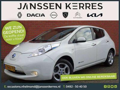 "tweedehands Nissan Leaf Acenta 24 kWh ""Navi, Clima, Cruise"" €2000,- SUBSIDIE MOGELIJK! Prijs is EXCL BTW!"