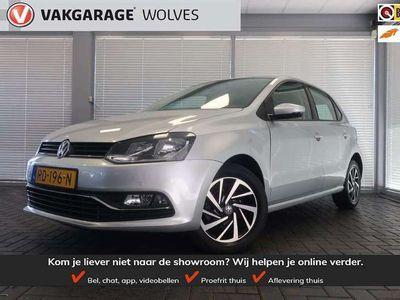 tweedehands VW Polo 5-deurs Comfortline 1.2TSi   90 pk   Navigatie   Cruise Control   Parkpilot  
