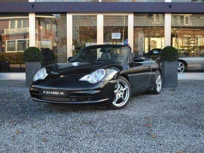 tweedehands Porsche 911 Carrera 4 Cabriolet 911 996 handgeschakeld 3.6 met h
