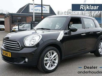 tweedehands Mini Cooper D Countryman Cooper 2.0 Chili TREKH/HLEDER/CLIMA/CRUISE PERF