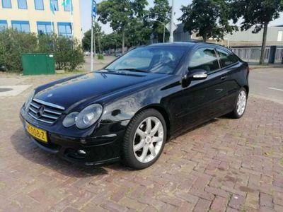 tweedehands Mercedes C200 200 K.