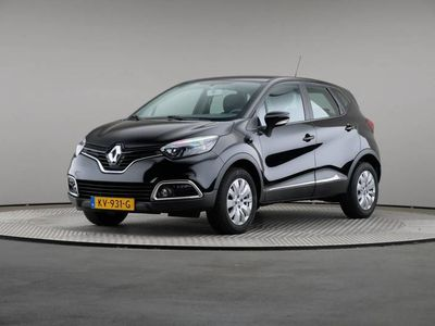 tweedehands Renault Captur ENERGY TCe 90 Expression, Airconditioning, Cruise control