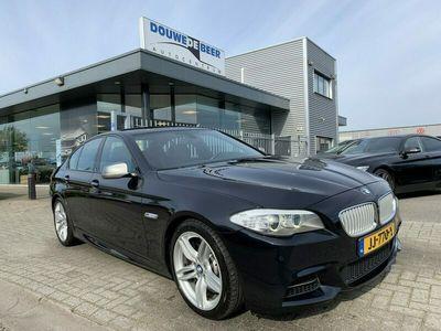 tweedehands BMW M550 5-SERIE xd m-sport 550 Comfortstoelen Trekhaak memory Xenon